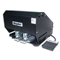 Staplex S-620NFS Special Footswitch Activated Double Header Electric Stapler