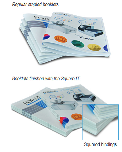 Formax SquareIT Booklets