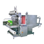 Semi-Automatic and Fully Automatic Sleeve Wrappers and Shrink Bundling Systems