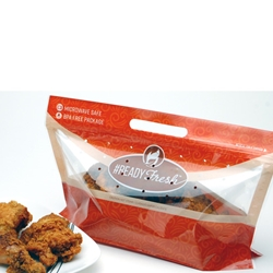 #ReadyFresh Grab-N-Go Food Pouches
