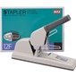 Max HD-12F Heavy Duty Flat Clinch Stapler