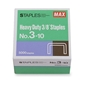 Max No.3-10 3/8 inch Staples