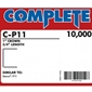 "Complete C-P11 16 Gauge 1"" Wide Crown Staples - 3/4 inch"