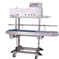 HLM-1120LD Stainless Steel Vertical Band Sealer with Dry Ink Coding