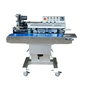 FRS-1120W Stainless Steel Tilt Head Horizontal Band Sealer with Color Ribbon Printing