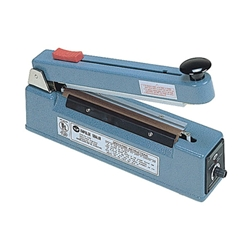 AIE-205C Impulse Hand Sealer 8inch 5mm Seal with Cutter