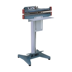 AIE-300FDC 12 inch Seal and Cut Double Impulse Foot Sealer