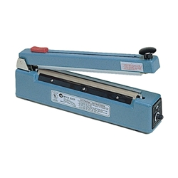 "AIE-305C Impulse Hand Sealer 12"" 5mm Seal with Cutter"