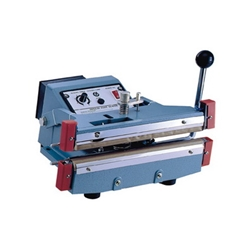 AIE-310HD Manual Double Impulse Hand Sealer with 12 inch 10mm Seal
