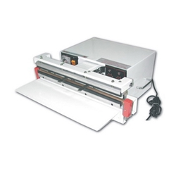 AIE 410VA 18 inch Vacuum Sealer with Dual Retractable Nozzles