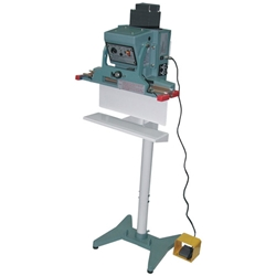 AIE-455FDV 18 inch Foot Double Vertical Sealer with 5mm Seal