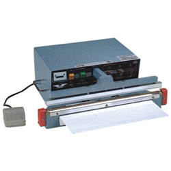 "AIE-610A1 Automatic Single Impulse Sealer 24"" 10mm Seal"