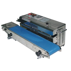 AIE 881BSL AIE Stainless Steel Horizontal Band Sealer