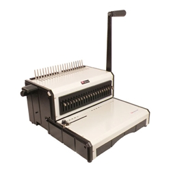 Akiles AlphaBind-CM Heavy-Duty Electric Comb Binding System