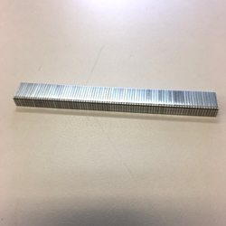 BeA SB5019 NK Galvanized Staples - 1/2 inch