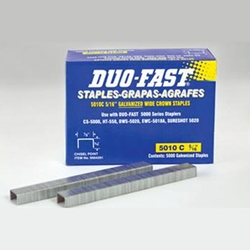Duo-Fast 5008C 1/4 inch Fine Wire Chisel Point Staples