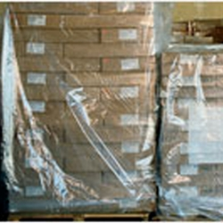 Clear 3 Mil Pallet Covers - 68 X 65 X 87