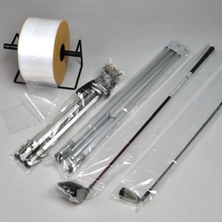 4 inch Low Density Poly Tubing