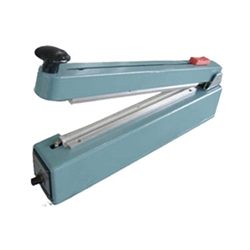 FS-205C  8 inch Impulse Hand Sealer with 5mm Seal and Cutter