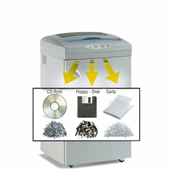 Kobra 390 C4 Cross Cut Energy Smart Heavy Duty Paper Shredder