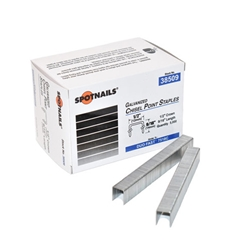 Spotnails 38508 1/2 inch Fine Wire Galvanized Staples