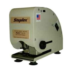 Staplex SJM-1NF Little Giant Automatic Electric Stapler with Foot-switch