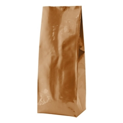 2lb (900g) Foil Gusseted Bags - Copper