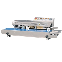 FRM-1010 Premium Horizontal Band Sealer with Dry Ink Coding