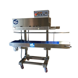 HLC-1120LD Vertical Band Sealer with Trimmer