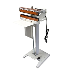 W-220DT 8 Inch Foot Operated Direct Heat Sealer