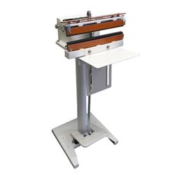 W-450DT 18 Inch Foot Operated Direct Heat Sealer