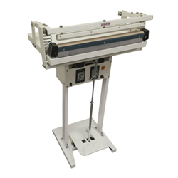 WN-450BT - 18 inch Twin Element Foot Impulse Sealer